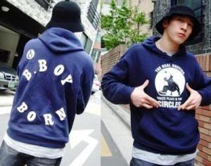 Bboy Born Breakdance Battle, Fresh Rockin Move