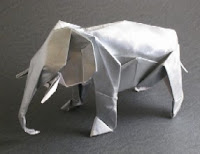 How To Make Origami Elephant