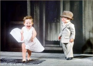 Do not take life so seriously,baby have fun