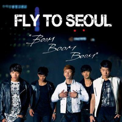 2PM Fly to Seoul Boom Boom Boom MP3 Lyrics