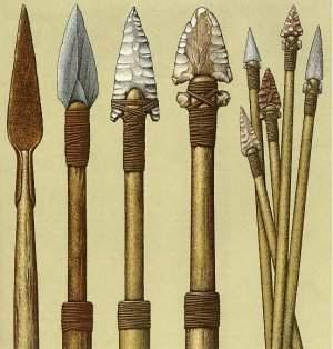 herramienta edad de piedra:
