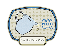 The PlayDate Cafe Cream In Our Coffee