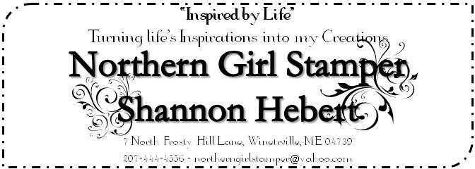 Northern Girl Stamper
