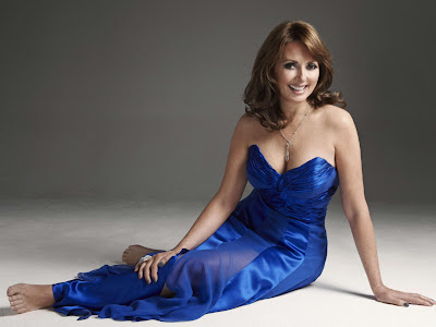 Carol Vorderman Wallpaper