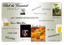 du Gourmet Drink List