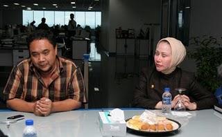 Mengantisipasi KPK atas Korupsi MArgiono & Ratu Atut Chosiyah Banten