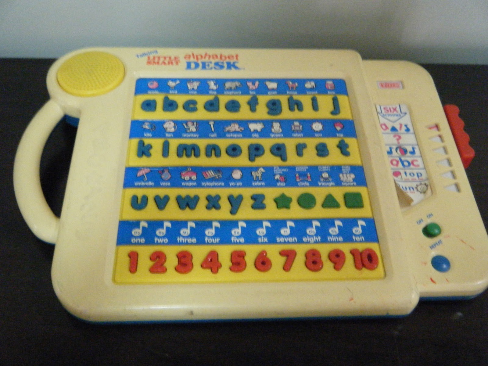 Vtech Alphabet Desk Hostgarcia