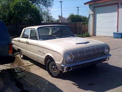 Gary&#39;s 1963 Ford Falcon
