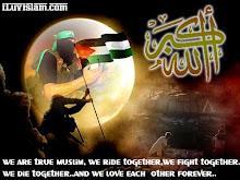 Moga Islam Di Bumi Palestin Terus Dilindungi