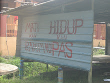 Budaya Vandalisme Budaya PAS Selamanya