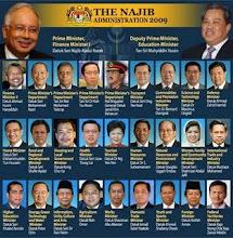 Kabinet Harapan Memacukan One Malaysia