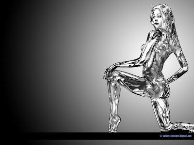 contoh desain Chrome Body 2