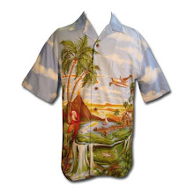 MARGARITAVILLE WORLD CAMP SHIRT BY ANDIE