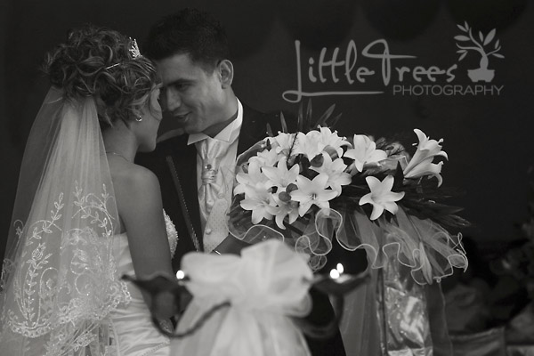Turkish Wedding, Black and White