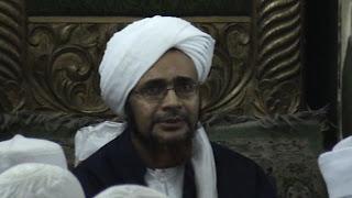 Al-`Allamah as-Sayyid al-Habib Umar ibn Hafiz
