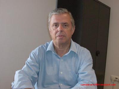 Mestre Tito Carvalho - Reitor da ULCV