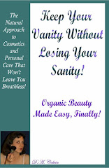 Order My Book, Keep Your Vanity Without Losing Your Sanity - Organic Green Beauty