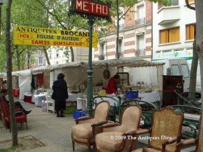 Spring Paris flea market calendar: find out where the best brocantes are in Paris this March, April, and May