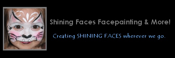 shining faces