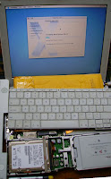 Open ibook working