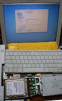 Open ibook working