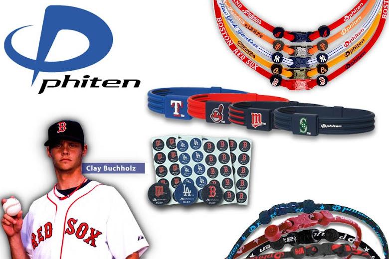 Modelo Pulceras y Collares de la MLB