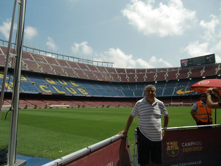 Camp Nou - Barcelona F C