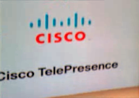 [TelePresence logo]