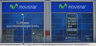 Movistar iPhone