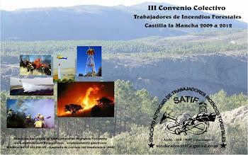 III Convenio Colectivo Incendios Forestales 2009  2012