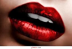Meus beijos são seus...