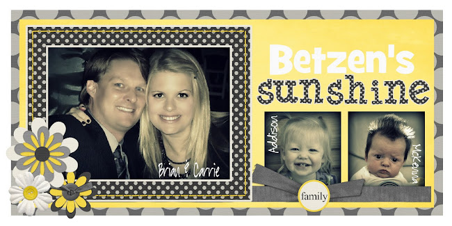 Betzen's Sunshine