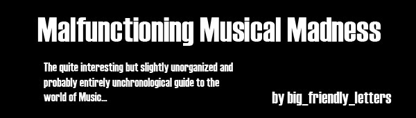Malfunctioning Musical Madness