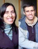 Daniela Costa e Emanuel Oliveira