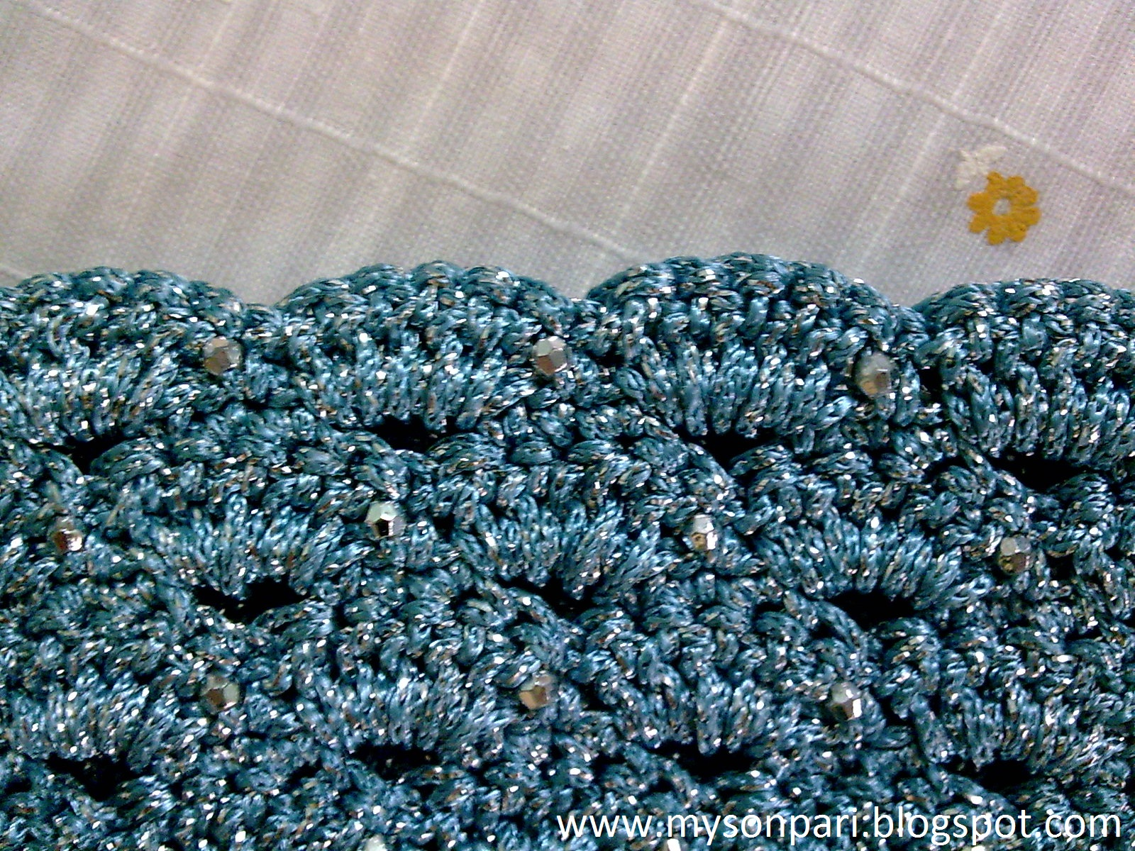 Crochet Pattern Central Bags : MY SONPARI: More Crocheted Bags