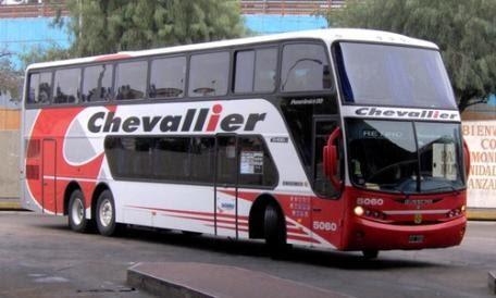 Proyecto pragmalia 317 modificaci n de los omnibus de - Autobuses larga distancia ...