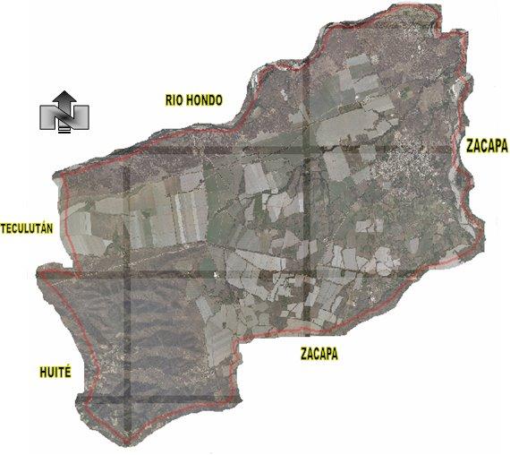 Caracterizacin del Municipio de Estanzuela MUNICIPALIDAD DE