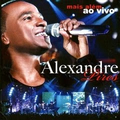 Download CD DVDRip Alexandre Pires   Mais Além Ao Vivo