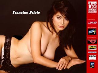 Francine Prieto: Nude Filipina Actress