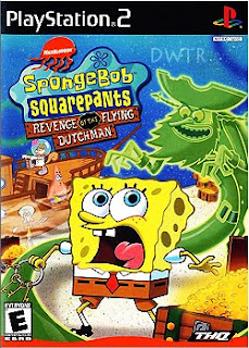 Download Bob Esponja: A vingança do Flying Dutchman – PS2