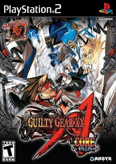 ´Download Guilty Gear XX Accent Core Plus - PS2