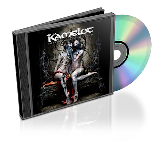 CD Kamelot -  Poetry For the Poisoned (2010)