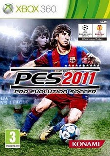 Pro Evolution Soccer 2011   XBOX360