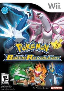 pokemon battle revolution nintendo wii Pokemon Battle Revolution