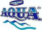 Danone Aqua Logo