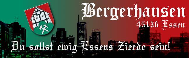 Bergerhausen - Du sollst ewig Essens Zierde sein!