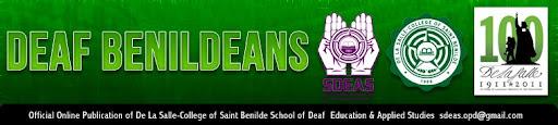 Deaf Benildeans