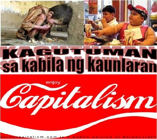kagutuman sa kabila ng kahirapan