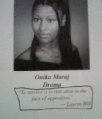 Nicki Minaj in High School! Ms. Onika. Posted by Kirko Bangz at 4:19 PM 0