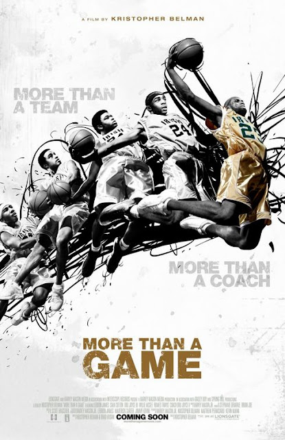 More Than A Game, A Documentary About LeBron James